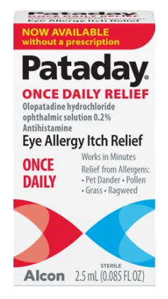 Pataday Once Daily Relief Package